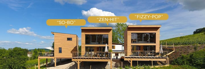 "COTTAGES ANTOINETTE. Cottage ""ZEN HIT"" ****"