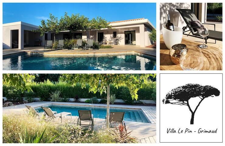 Villa Le Pin - Maison d'exception avec piscine