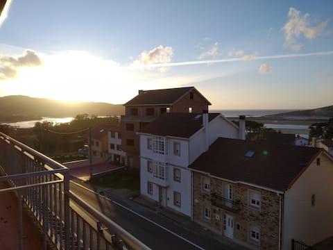 Apartamento con vistas en Cabana de Bergantiños