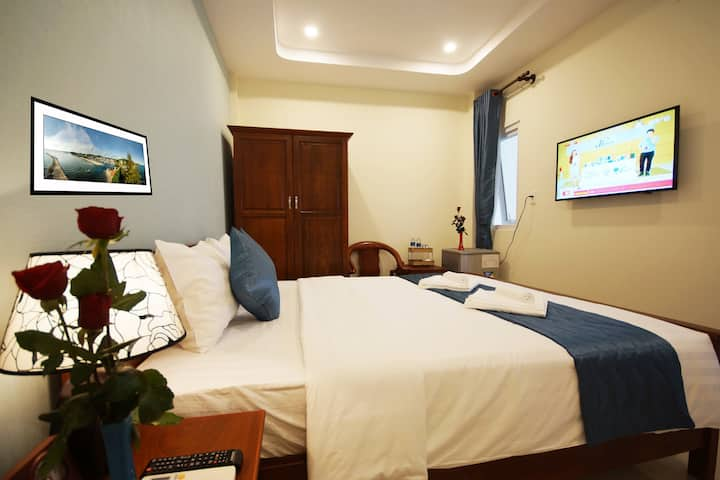 SUPERIOR DOUBLE ROOM AT BRENTA PHU QUOC HOTEL