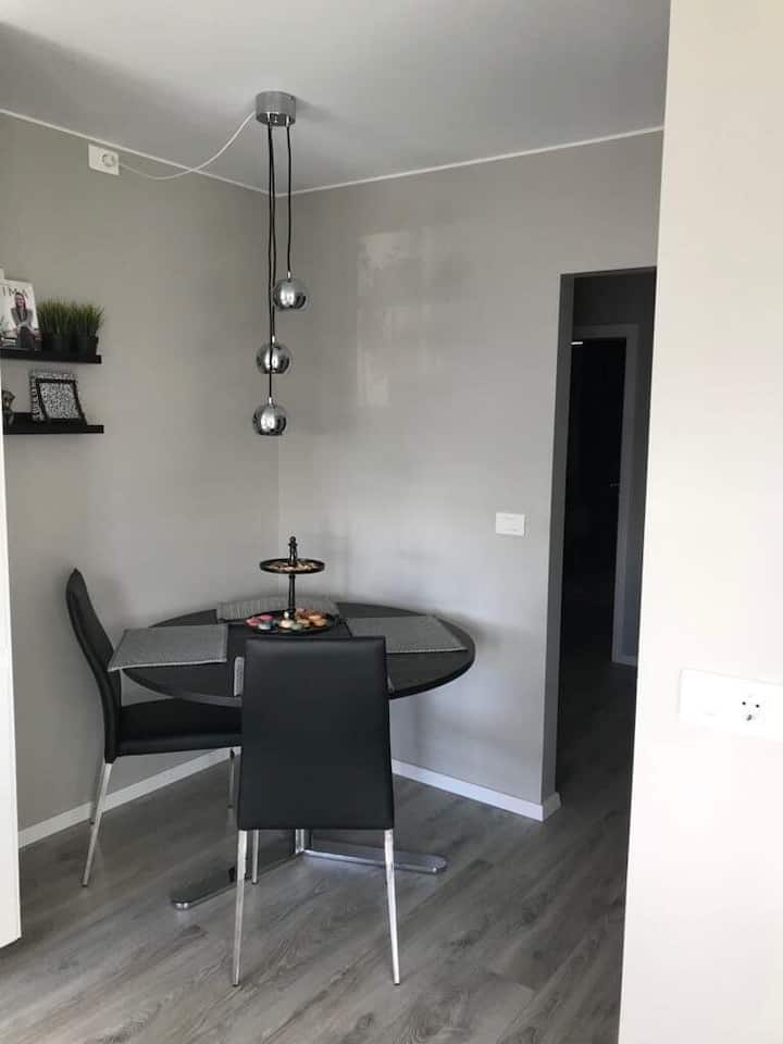 Beautiful apartment close to Reykjavik