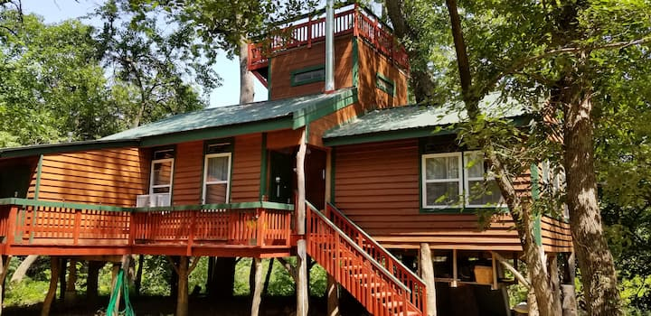 Middle Creek Tree House