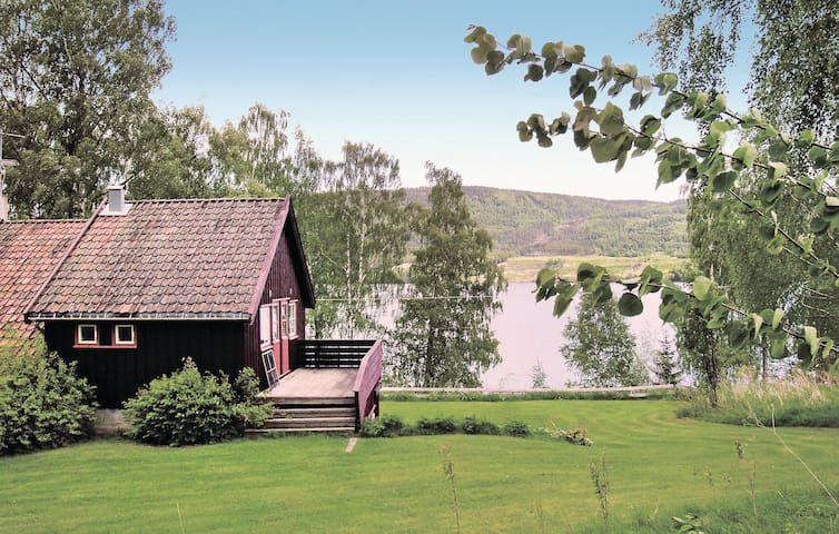 Holiday cottage with 3 bedrooms on 108 m² in Hov