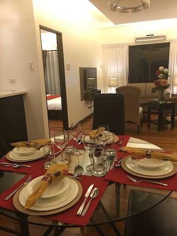 One Bedroom Suite- Modern Brand New - Cebu City - Rumah