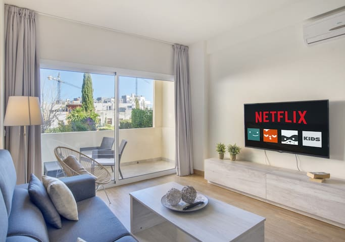 ✨ LUXURY LA COLINA- Netflix/Terrace/Pool/Bar