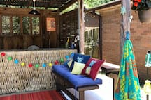 Newly remodeled! Close to it all! Backyard Oasis!