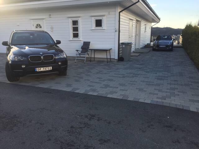 Villa in Fana Approx 200m2 Sykkel VM - Bergen - Villa