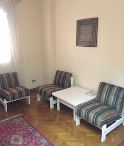 Min. one year rent apartment (downtown Alexandria)