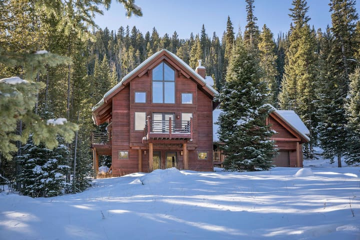 Ski/In Out- Low Dog Chalet - Big Sky - Casa