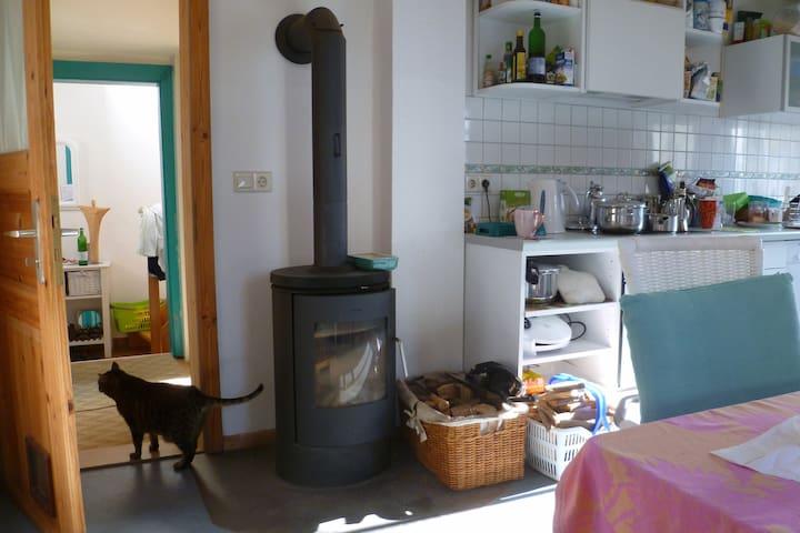 Ruhige Zimmer im schönen Odenwald,eigenes Bad