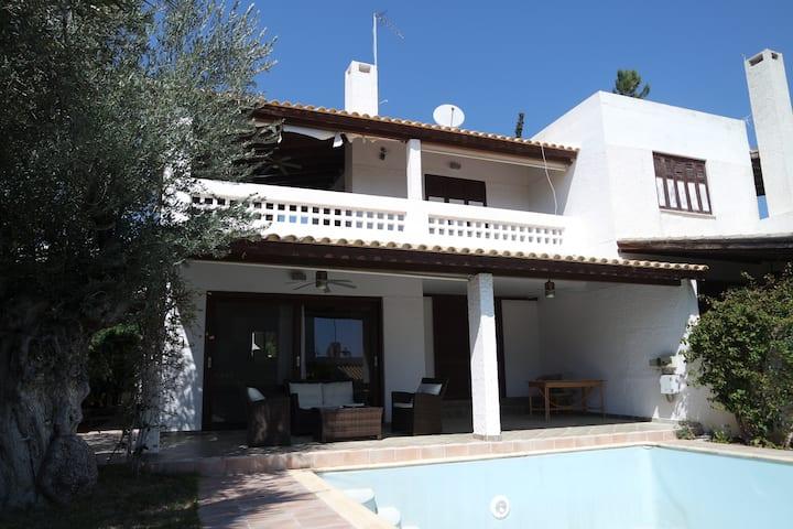 Villa Alice in Porto Hydra Village