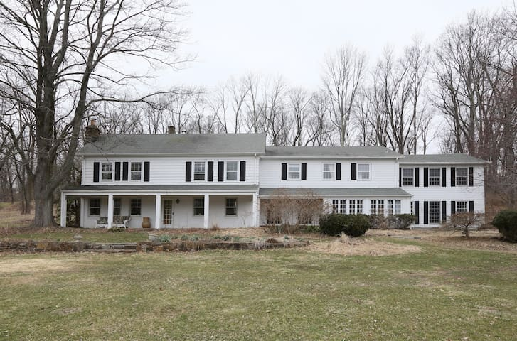 Gorgeous Home / Basking Ridge - Bernards - Talo