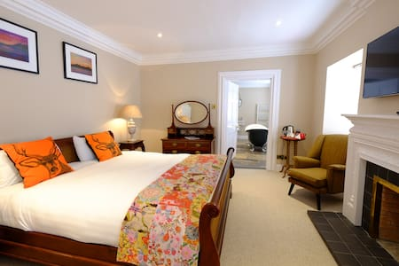 Superior Super King Room - B&B - Argyll and Bute - Bed & Breakfast