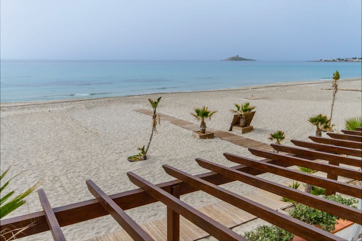Apartment for 4 pax - Le Palme - Sands Beach