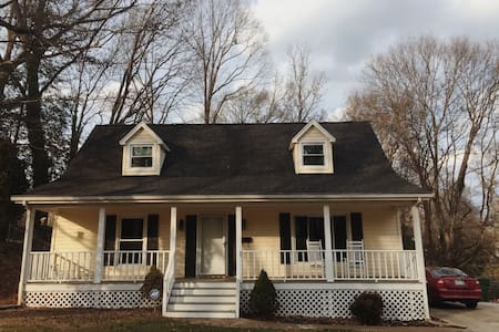 Cozy Southern Bungalow - Fort Mill - Talo