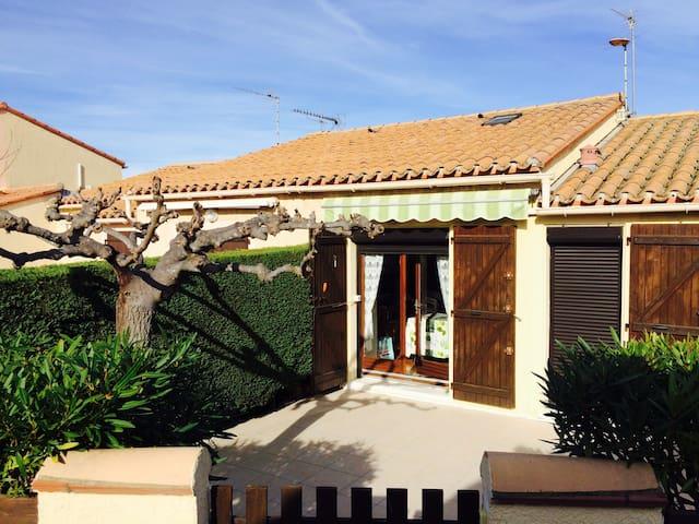 Maison villa saisonnière - Saint-Cyprien - House