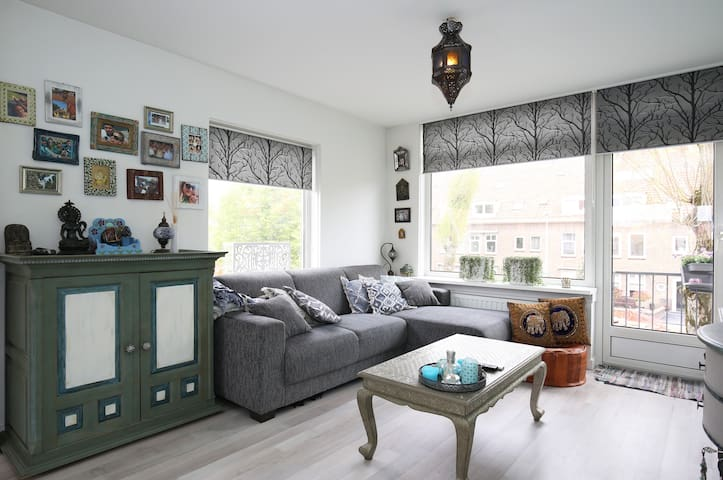 Charming and Cosy Appartment - Haarlem - Appartement