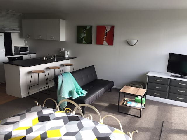 City Fringe Studio. Views, Parking & Convenience - Auckland - Lejlighed