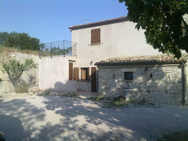 """Casa in pietra """"Margherita"""" - Avenale - Σπίτι"""