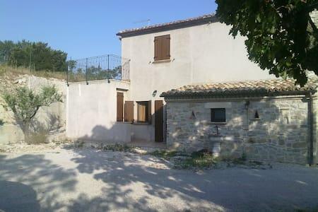 "Casa in pietra ""Margherita"" - Avenale - Hus"
