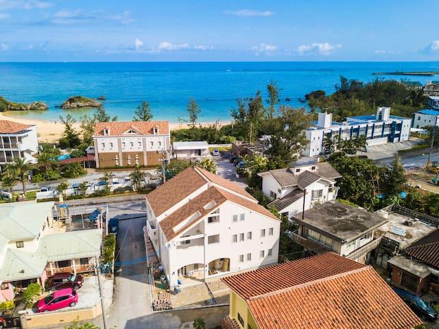 1min Walk to Sea! Beachside House 〜OSB 2〜