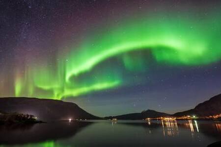 Fjordblick Ferienwohnung für 5 Erwachsene + 1Kind