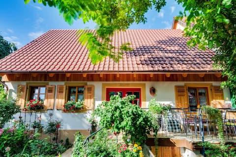 Modernes Bauernhaus für Sie ganz alleine