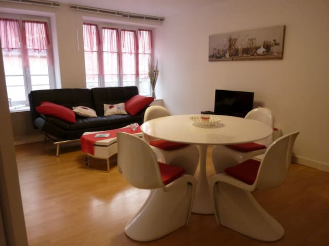 Apartment - 200 m from the beach