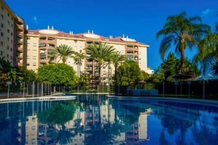 Sweat bedroom in the centre of Marbella - Marbella - Appartamento