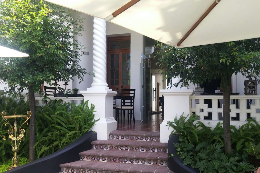 Hotel boutique casa monraz bed breakfasts for rent in for Beautiful small hotels