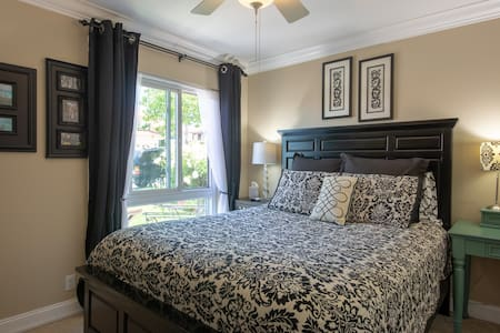 Private Bed & Bath (Couples & Female Singles Only)