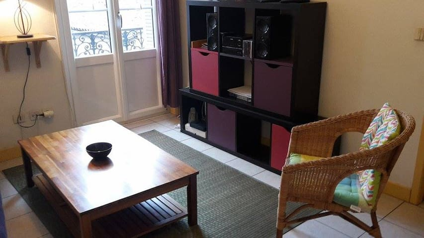 Down town Flat  - Toulouse - Daire