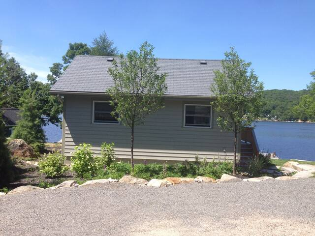 Little Doe Lake, waterfront, complete cottage