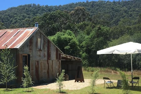 The Barn on Ovens River at Burrow and Nest