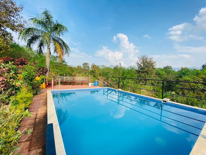 Bandy's Riversong 3Bhk villa Karjat by WB Resorts