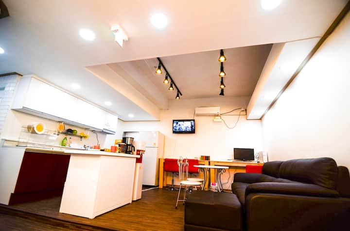 ★Private Single near Dongdaemun_Cheonggu stn 2min★