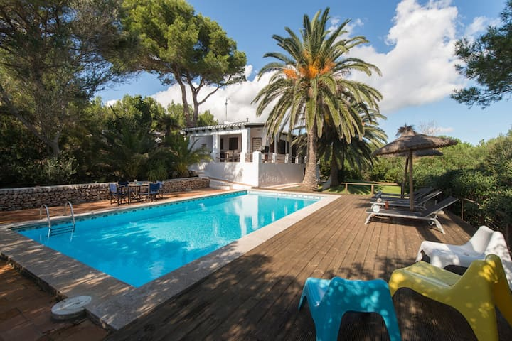 Heated Pool  - great Kitchen - Maó, Menorca, Islas Baleares