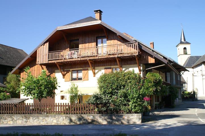 Gîte in the heart of Savoie