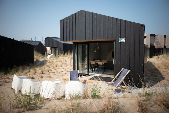 Moderna casa de campo con lavavajillas, 100 m del mar