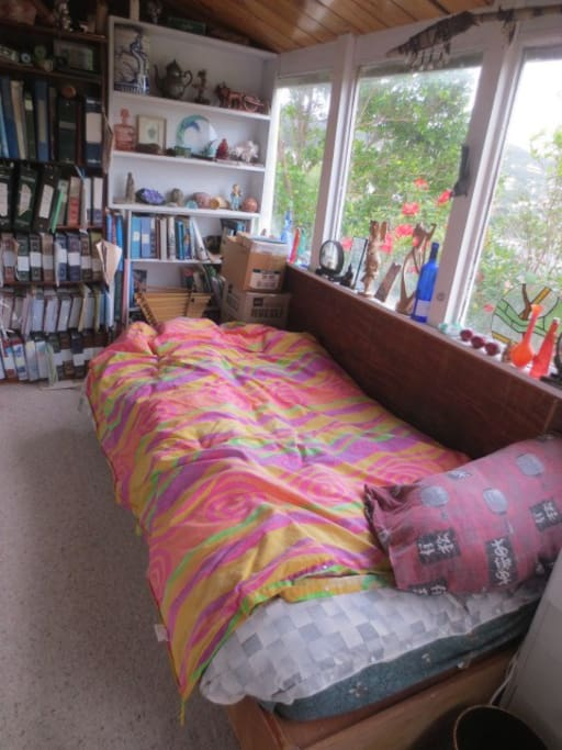 Another view of your room.