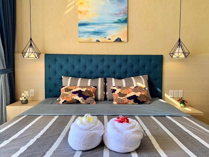 SakuraOceanami 5✩ Villa - 1br @Free Infinity Pool