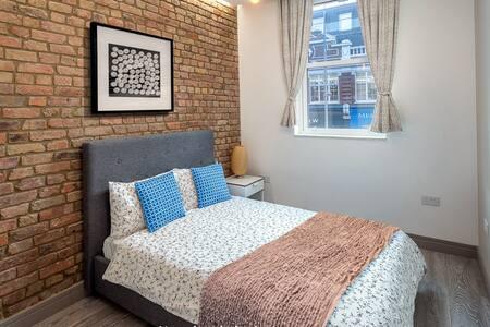 Modern 1 bed flat in London, Kilburn