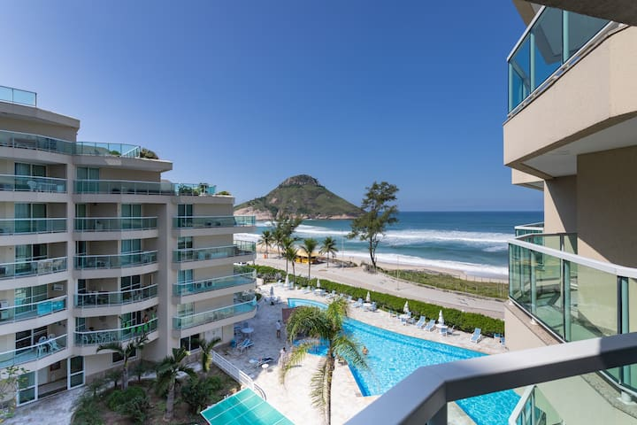 Apart-hotel Villa Del Sol Residence | Apto 421