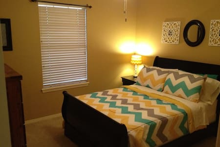 Room and bath updated home - Fort Smith - Talo