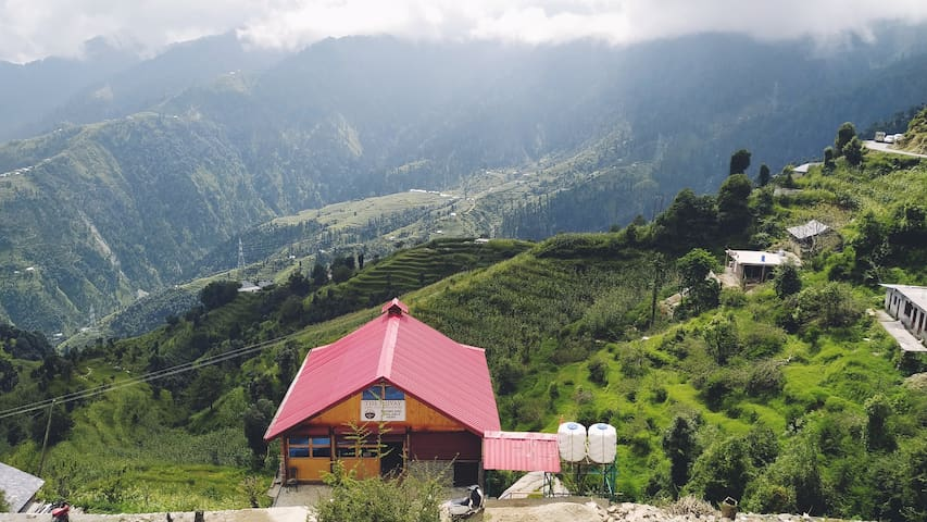 The Shivay Cafe and Stay