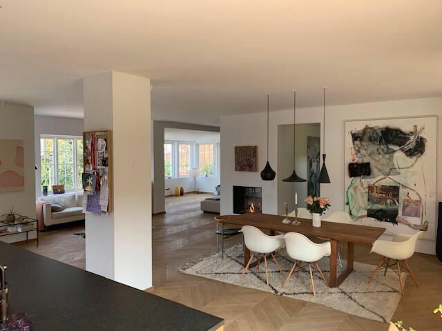 Scandinavian design house just NORTH of Copenhagen