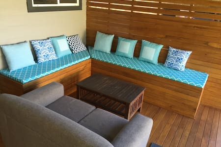 Queen sized room near Tuggerah Lake. - Berkeley Vale - Haus