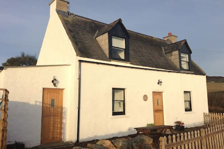 Piper's Cave Cottage getaway in Scottish Highlands - Highland - Casa