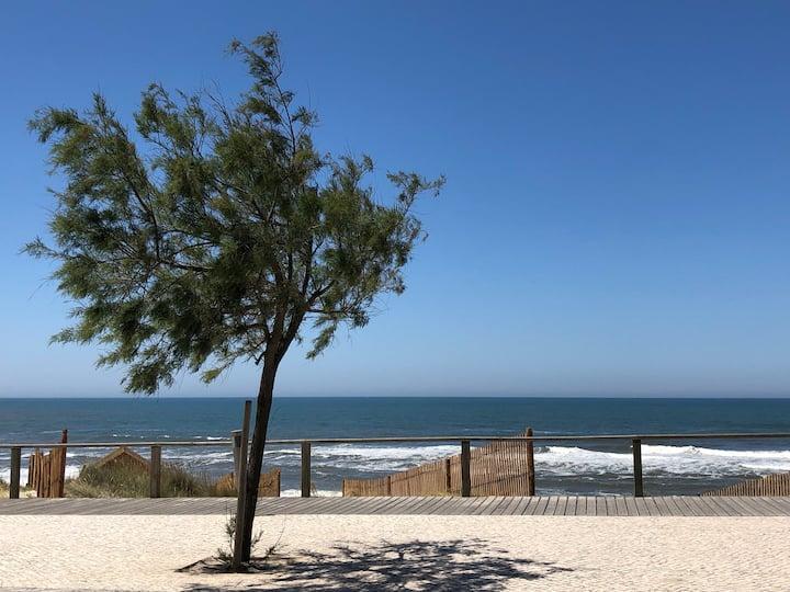 MIRA BEACH CENTER LOVELY HOME