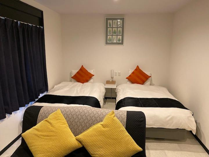 Cheap Imperfect Hotel Room near Nara Park